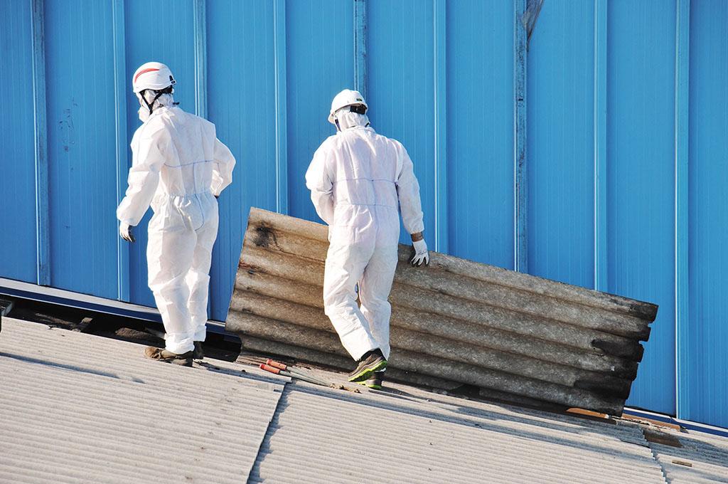 Rimozione e smaltimento amianto<br> a Padova